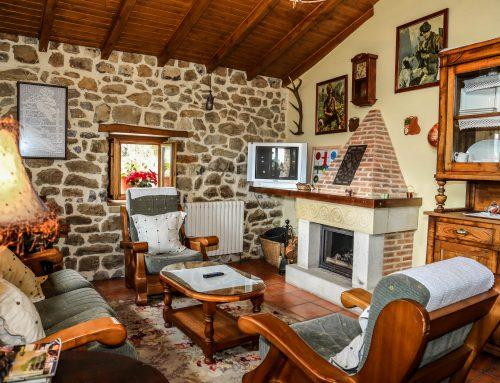 El calor de la chimenea te espera en nuestras Casa Rurales de Para