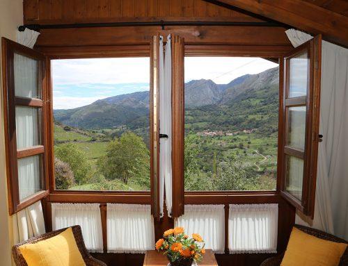Una ventana a la naturaleza y el relax… Casas Rurales de Para