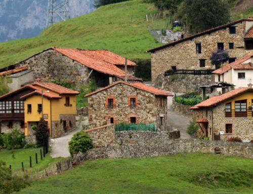 Pueblo con encanto en los Picos de Europa… la aldea de Para
